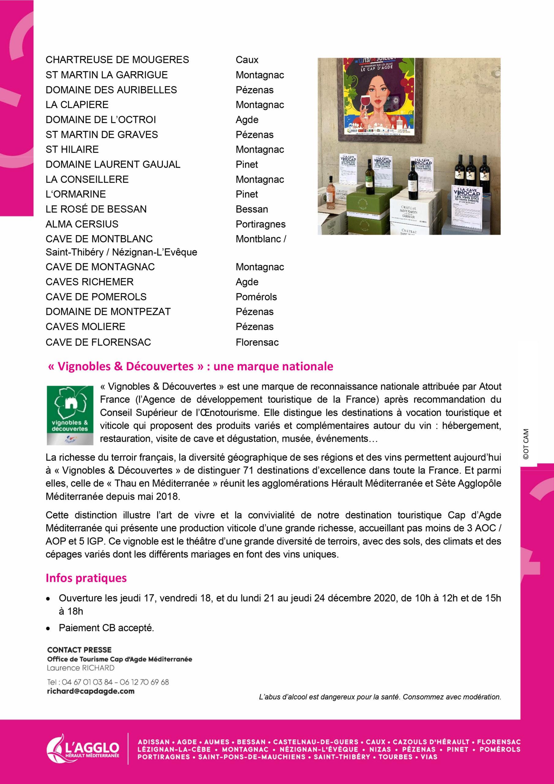 Microsoft Word - 20-026 Cave Vinocap Gigamed Noël