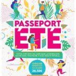 Communiqué de Presse – La Ville met en vente son Passeport Eté 2021