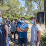 Communiqué de Presse – Terres de Rouvière, 52 hectares de garrigue pour le nouvel espace naturel