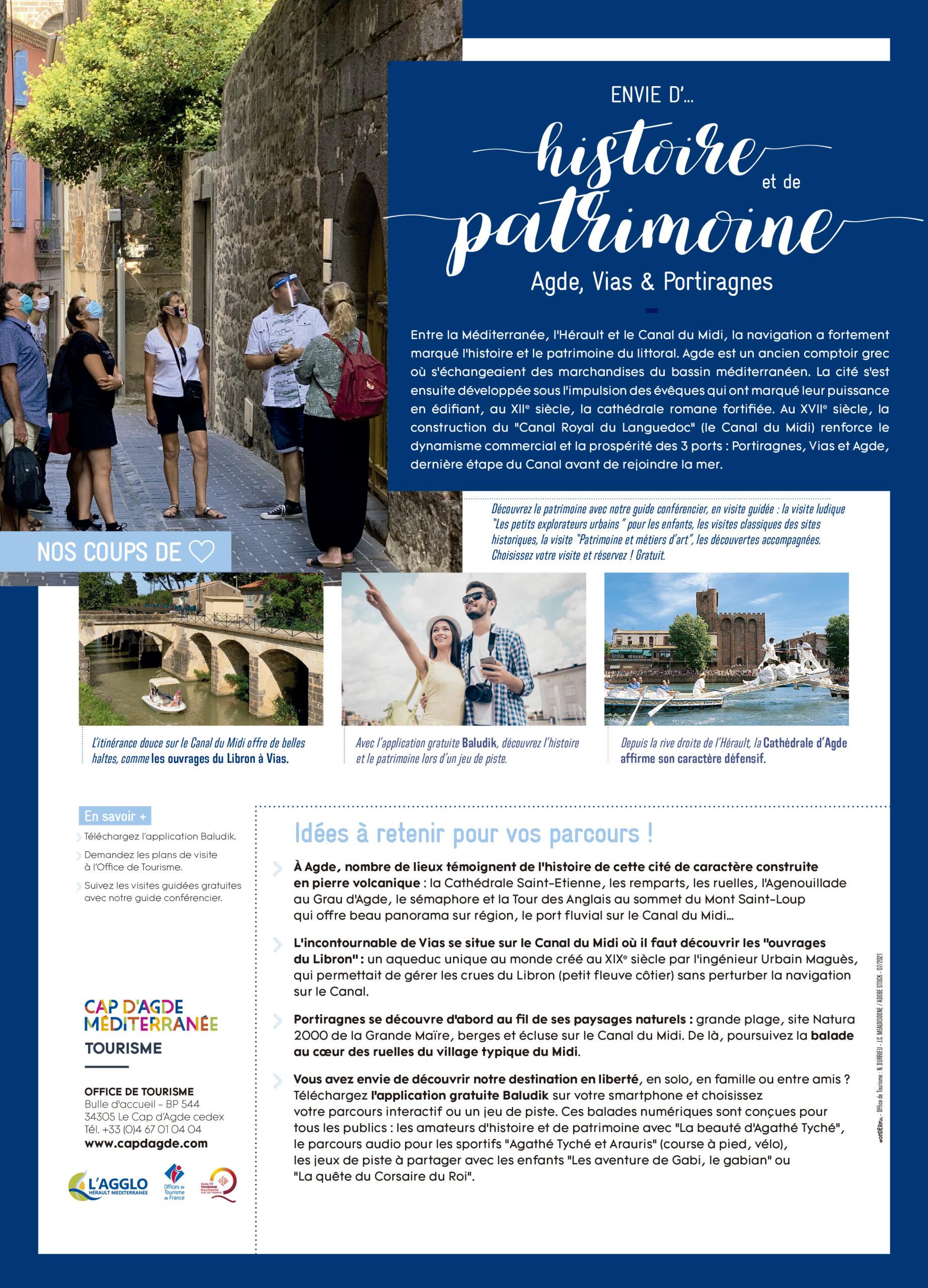 CAPINFOS-CulturePatrimoine-Agde-Vias-Portiragnes-240x335mm-2021-