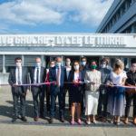 Inauguration au lycée Rive Gauche de Toulouse – Carole Delga : « Cette restructuration est emblématique de notre action pour offrir des lycées durables,accessibles et modernes