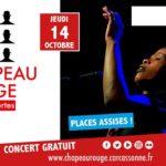 Communiqué / Samëli le 14 octobre au Chapeau Rouge de Carcassonne
