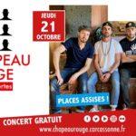 Communiqué / MOJO le jeudi 21 octobre au Chapeau Rouge de Carcassonne